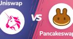 Uniswap или PancakeSwap: битва DEX (децентрализованный обмен криптовалют), обзор токенов UNI и CAKE